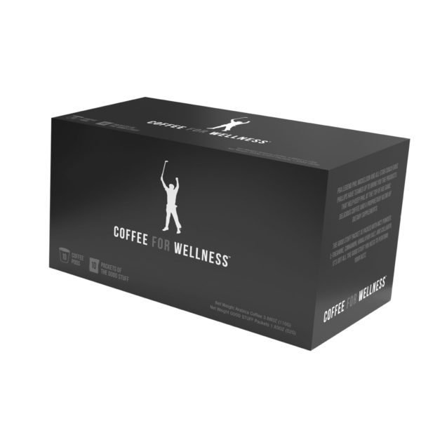 Coffee for Wellness box