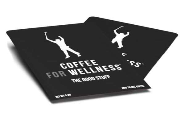 Coffee for Wellness pouches