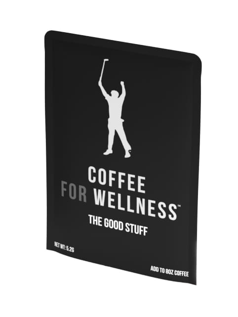 Coffee for Wellness pouch
