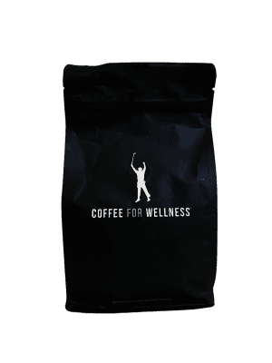 large image - coffee bag of phil mickelson coffee for wellness