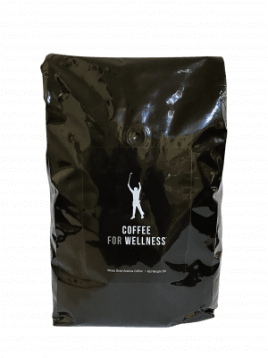 phil mickelson coffee for wellness coffee bag